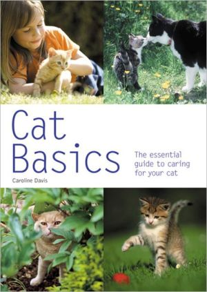 Cat Basics: The Essential Guide to Caring for Your Cat book written by Caroline Davis