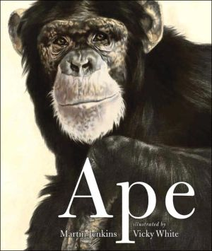 Ape book written by Vicky White