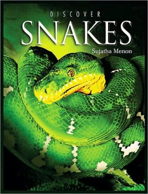 Discover Snakes book written by Sujatha Menon