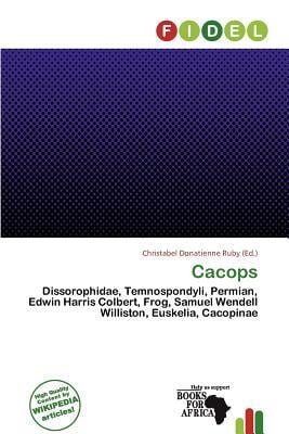 Cacops written by Christabel Donatienne Ruby