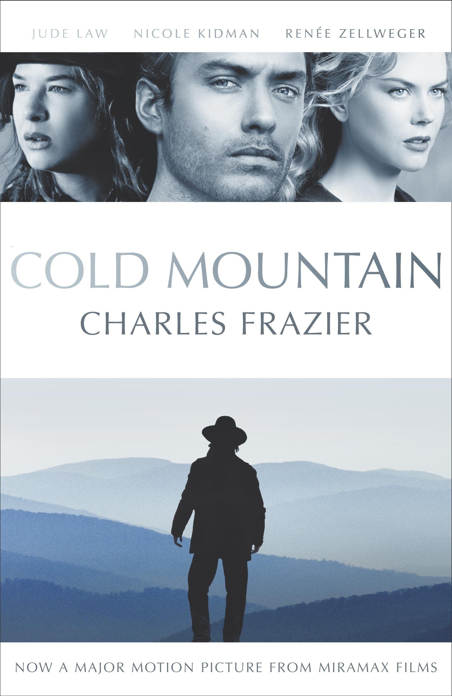 cold mountain frasiers archetypal journey The novel's male protagonist, inman is a native of cold mountain, nc, who has suffered a grave neck wound in the battle of fredericksburg disillusioned and distraught by the war inman makes journey back to ada using her love as a test to see if he can't ever heal what damage the war has done.