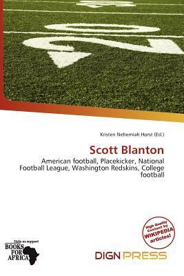 Scott Blanton written by Kristen Nehemiah Horst