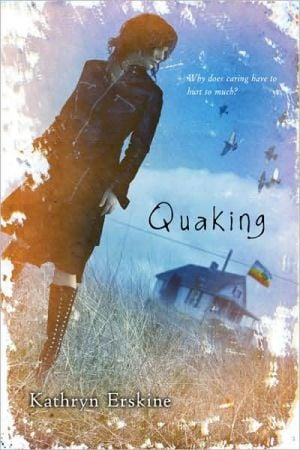Quaking written by Kathryn Erskine