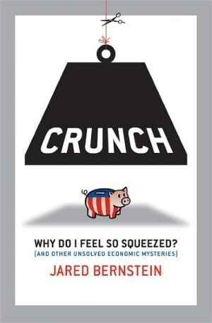 Crunch: Why Do I Feel So Squeezed? (And Other Unsolved Economic Mysteries) book written by Jared Bernstein