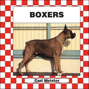 Boxers book written by Cari Meister