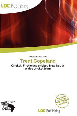 Trent Copeland written by Timoteus Elmo