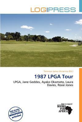 1987 LPGA Tour written by Terrence James Victorino