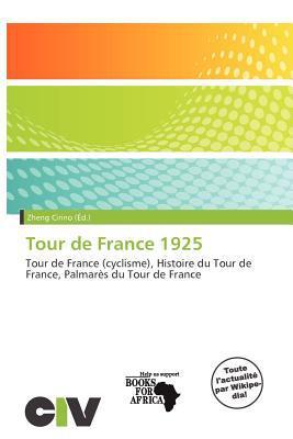 Tour de France 1925 written by Zheng Cirino
