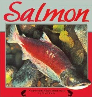 Salmon book written by Ron Hirschi