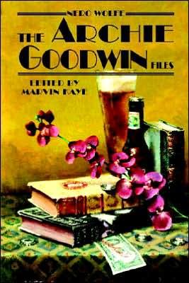 Nero Wolfe book written by Marvin Kaye