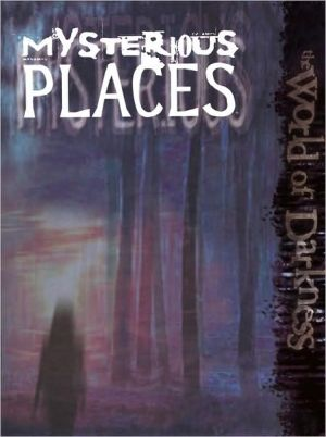 Wod Mysterious Places book written by World of Darkness Staff