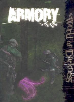 World of Darkness Armory book written by Wod