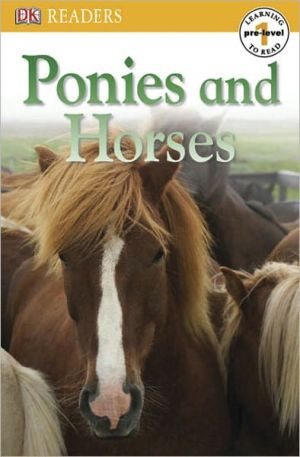 Ponies and Horses (Turtleback School & Library Binding Edition) book written by Fiona Lock