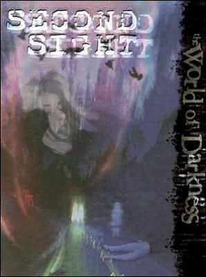 World of Darkness Second Sight book written by Alan Alexander