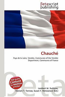 Chauch written by Lambert M. Surhone