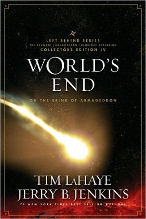 World's End book written by Tim LaHaye