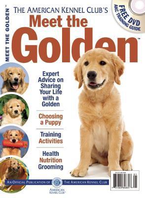 Meet the Golden book written by American Kennel Club