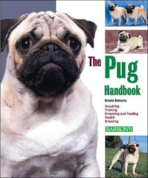 The Pug Handbook book written by Brenda Belmonte