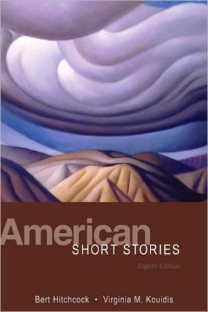 American Short Stories book written by Bert Hitchcock