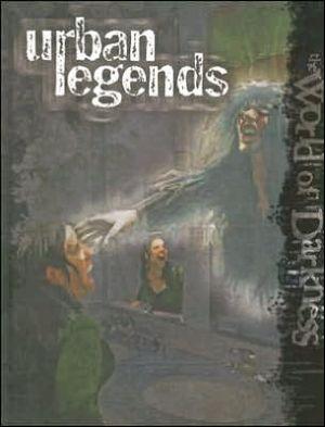 Urban Legends book written by Alan Alexander