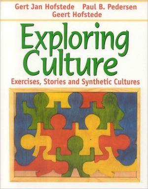 Exploring Culture book written by Gert Jan Hofstede