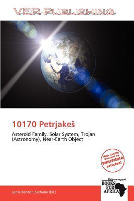 10170 Petrjake written by Larrie Benton Zacharie