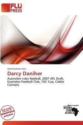 Darcy Daniher written by Gerd Numitor