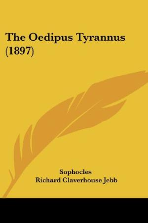 Oedipus Tyrannus book written by Sophocles