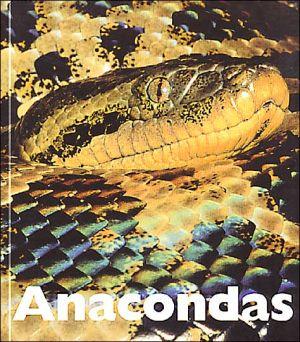 Anacondas book written by Mary Ann McDonald