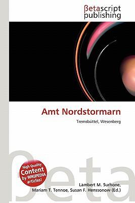 Amt Nordstormarn written by Lambert M. Surhone