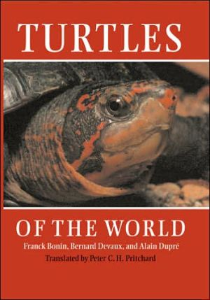 Turtles of the World book written by Franck Bonin