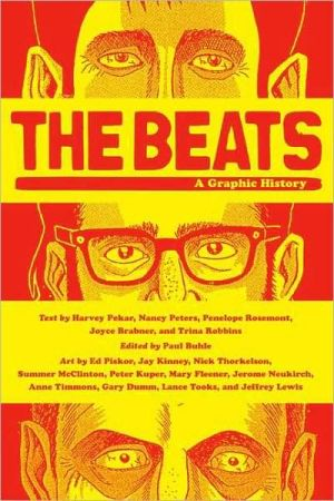 The Beats book written by Harvey Pekar
