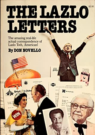 The Lazlo letters written by Don Novello