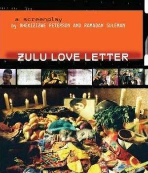 Zulu Love Letter book written by Bhekizizwe Peterson