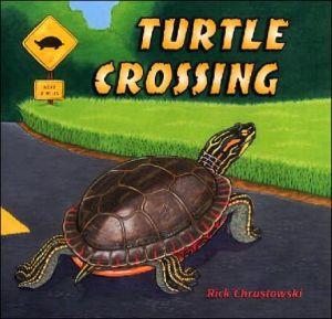 Turtle Crossing book written by Rick Chrustowski
