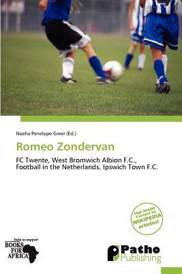 Romeo Zondervan written by Noelia Penelope Greer