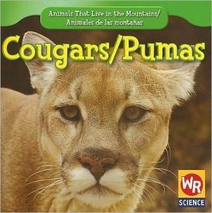 Cougars/Puma book written by JoAnn Early Macken