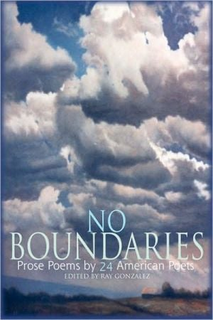 No Boundaries: Prose Poems by 24 American Poets book written by Ray Gonzalez