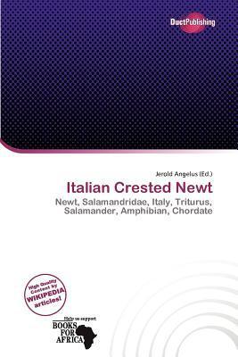 Italian Crested Newt written by Jerold Angelus