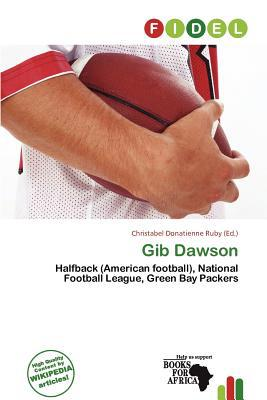 Gib Dawson written by Christabel Donatienne Ruby