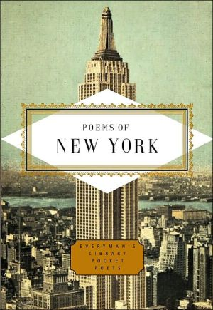 Poems of New York written by Elizabeth Schmidt