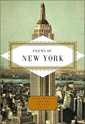 Poems of New York book written by Elizabeth Schmidt