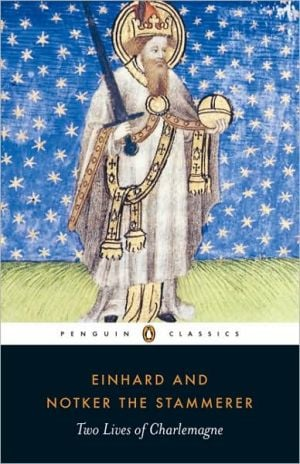 Two Lives of Charlemagne book written by Einhard