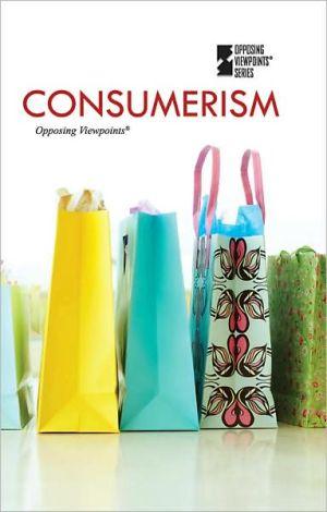Consumerism book written by Roman Espejo
