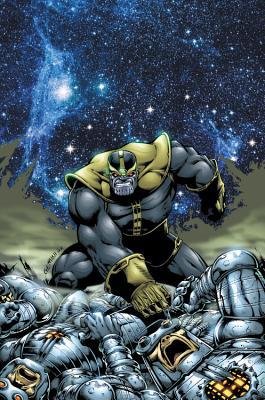 Thanos written by Jim Starlin