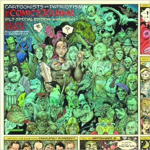 The Comics Journal : Winter Special, 2003 book written by Gary Groth, Anne Elizabeth Moore