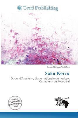 Saku Koivu written by Aaron Philippe Toll