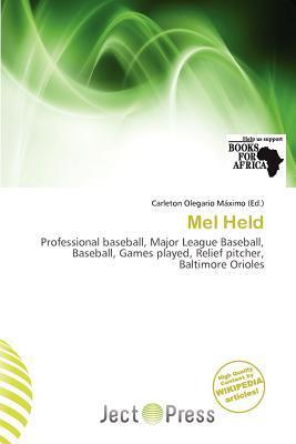 Mel Held written by Carleton Olegario M. Ximo