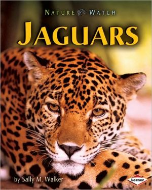Jaguars book written by Sally M. Walker
