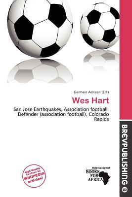 Wes Hart written by Germain Adriaan